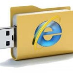 Internet Explorer 8 Versión Portable