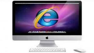 internet explorer 8 mac