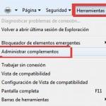 Como borrar el historial de Internet Explorer 8